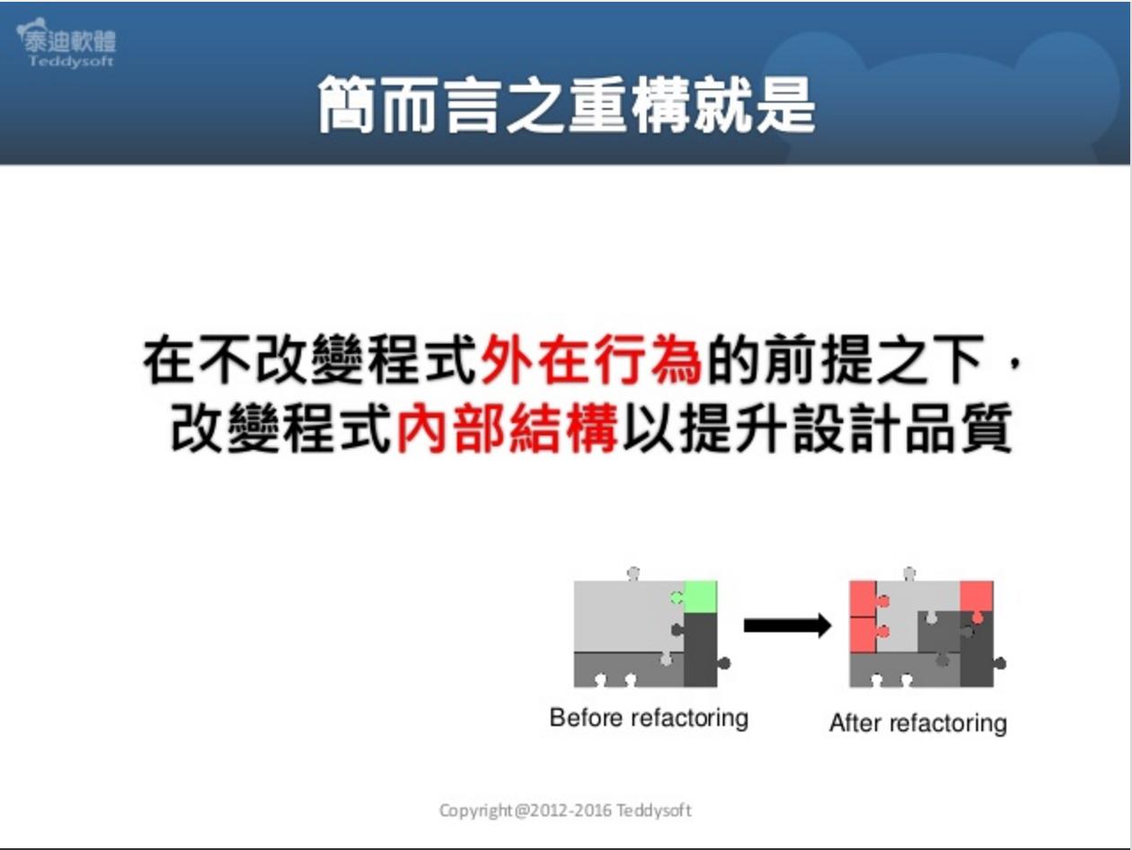 Slide-Refactoring
